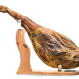 Ham met poot